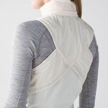 ONETOW kanto catch me vest | women's running jackets | lululemon athletica