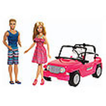 Barbie Beach Cruiser Vehicle