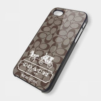 coach est 1941 new york 2 case iPhone Case And Samsung Galaxy Case