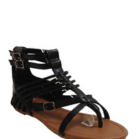 Shoes / Sandals / Gladiator Sandals - Ocd Clothes Co.