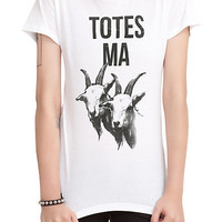 Totes Ma (Goats) Girls T-Shirt