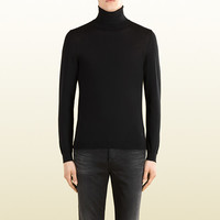Gucci - cashmere turtleneck sweater 232169Z51141000