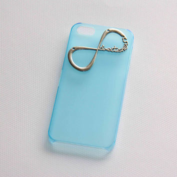 one direction phone case super thin transparent frosted iPhone 5 iphone 4 4s case summer gifts