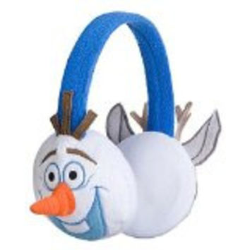 Disney Olaf The Snowman Olaf Ear Muffs