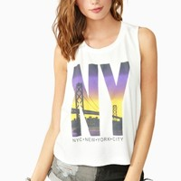 New York Nights Tank