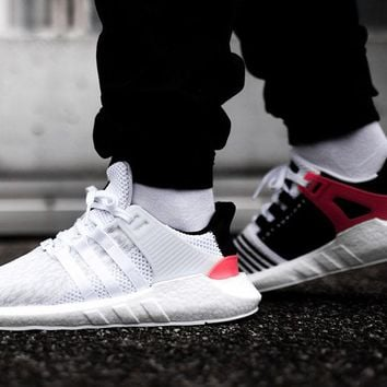 Adidas EQT Equipment Support 93/17 Boost Sprot Shoes Running Shoes Men Women Casual Shoes BA7473