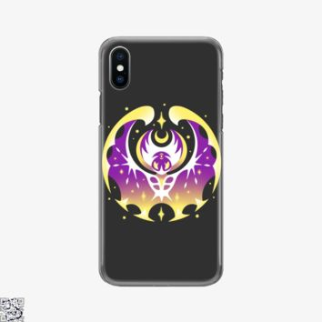 Full Moon, Pokemon Phone Case
