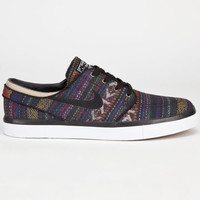 "Nike Sb Zoom Stefan Janoski ""Hacky Sack"" Mens Shoes Multi/Black/White  In Sizes"