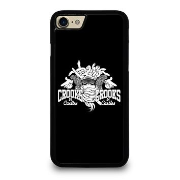 CROOK AND CASTLES iPhone 7 Case