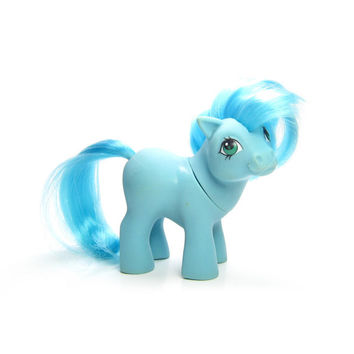 Blue Baby Ember My Little Pony Vintage G1 1984 Mail Order Special Offer Toy