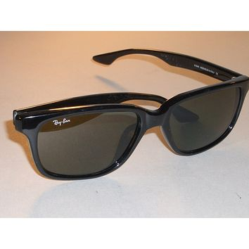Cheap B&L RAY BAN SIDESTREET W2946 SHINY BLACK G15 UNDERCURRENT WAYFARERs SUNGLASSES outlet