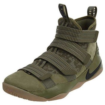 NIKE Lebron Soldier 10 Mens Basketball Shoes