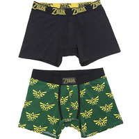 The Legend Of Zelda Boxer Briefs Set