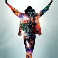 "Michael Jackson's ""This is it"" Movie Poster V001 27 X 40 Textless"
