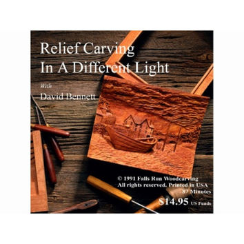 Relief Carving DVD