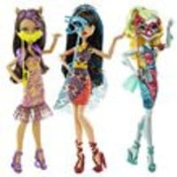 Monster High Dance the Fright Away Dolls Case