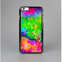 The Neon Splatter Universe Skin-Sert for the Apple iPhone 6 Plus Skin-Sert Case