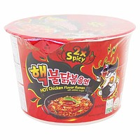 Samyang 2X Spicy Chicken Ramen Big Bowl 3.7 oz. (105g)