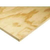 Sanded Plywood (Common: 3/4 in. x 4 ft. x 8 ft.; Actual: 0.703 in. x 48 in. x 96 in.)-690053 - The Home Depot