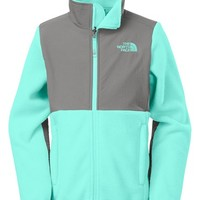 The North Face Girl's 'Denali' Water Resistant Polartec 300 Series Recycled Fleece Jacket