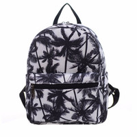 Breeze Lust Palm Tree Mini Backpack