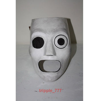 "New Custom Slipknot Corey taylor All Hope Is Gone Costume Cosplay Halloween Sideshow Mask ""no any sag"" Slipknot LA03"