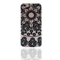 Lace Skull Case for iPhone 6s 7 7Plus iPhone X 8 Plus & Gift Box
