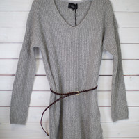 Cheer Up Sweater Dress