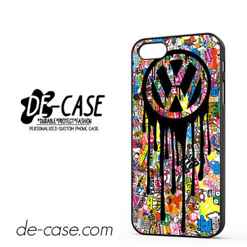 VW Volkswagen Bomb Sticker For Iphone 5 Iphone 5S Case Phone Case Gift Present