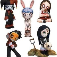 Living Dead Dolls Blind Mystery Box 2-Inch Random Collectible Figurine