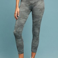 Spanx Seamless Cropped Leggings