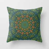 Rays of Hope Throw Pillow by Lyle Hatch