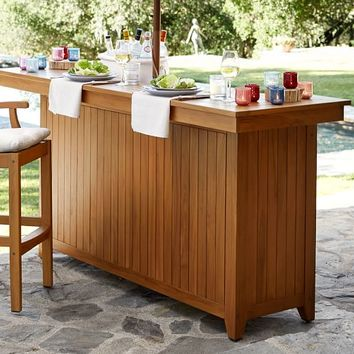 Hampstead Teak Ultimate Bar