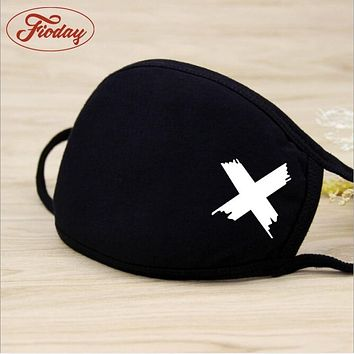 b26b67882 Unisex Winter Warm Thickening Mouth Mask Cotton Warm Dust Respir