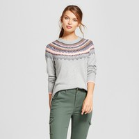Women's Fairisle Any Day Pullover - A New Day™