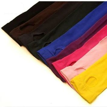 Cute Stirrup 12 Colour Kids Baby Girls Velvet Candy Color Tights Pantyhose High Quality Underpants Children Ballet Tights wdw042