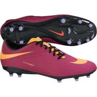 Nike Women's Hypervenom Phelon FG Soccer Cleat - Purple/Pink | DICK'S Sporting Goods