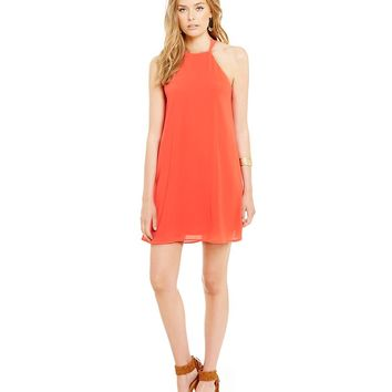Sugarlips A-Line Halter Dress | Dillards