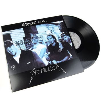 Metallica: Garage Inc. Vinyl 3LP