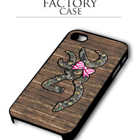 Browning Deer Camo iPhone for 4 5 5c 6 Plus Case, Samsung Galaxy for S3 S4 S5 Note 3 4 Case, iPod for 4 5 Case