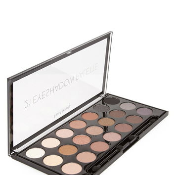 21 Shade Eyeshadow Palette
