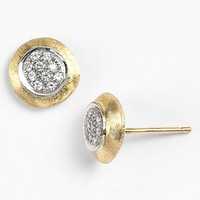 Women's Marco Bicego 'Delicate' Diamond Stud Earrings