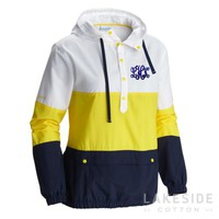 Monogrammed Harborside™ Windbreaker Jacket | Lakeside Cotton