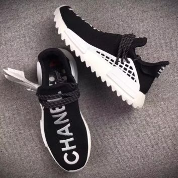 Adidas Human Race NMD x Chanel x Pharrell Sports Shoes Sneakers