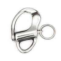 Rigging Clip Ear Weights Silver - eleven44