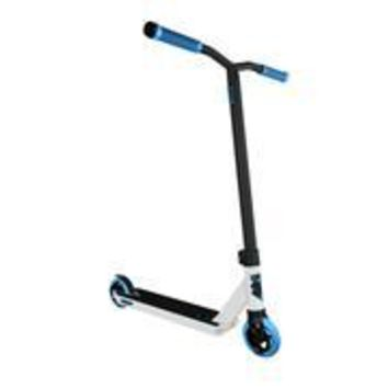 Lucky CREW™ Pro Scooter - White/Blue