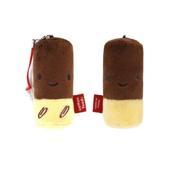 Cotton Food Anti Dust Plug Plush Cellphone Charm - Snack : Pocky $5.49