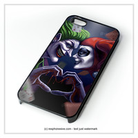 Harley Quinn And Deadpool iPhone 4 4S 5 5S 5C 6 6 Plus , iPod 4 5 , Samsung Galaxy S3 S4 S5 Note 3 Note 4 , HTC One X M7 M8 Case