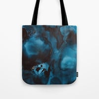 Can't Tell You Why Tote Bag by duckyb