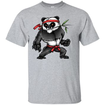 Kung Foo Panda Men's or Ladies Tee Shirt